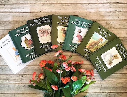 Books by Beatrix Potter