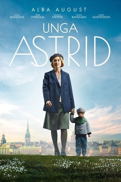 Becoming Astrid 2018 movie