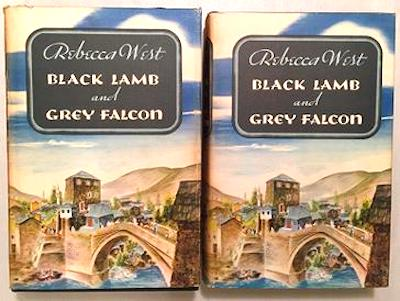 Black Lamb and Grey Falcon by Rebecca West