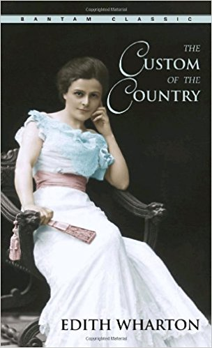 Custom of the Country by Edith Wharton 2