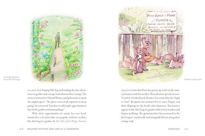 Excerpt from Beatrix Potter's Gardening Life by Marta McDowell