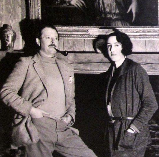 Harold Nicolson and Vita Sackville-West