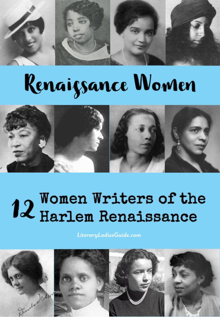 Women writers of the Harlem Renaissancee