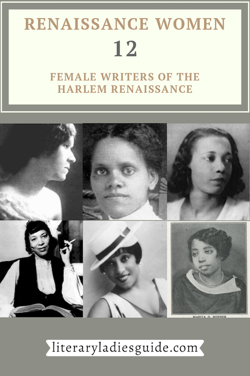 Female Writers of the Harlem Renaissance