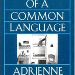 The Dream of a Common Language: Poems 1974-1977 by Adrienne Rich