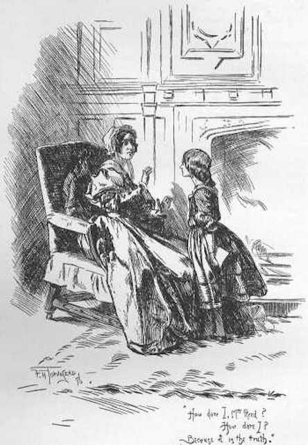 Illustration from Jane Eyre