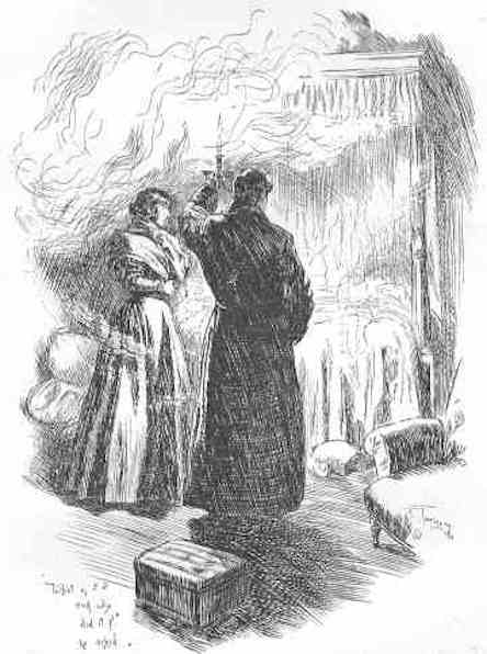 Illustration from Jane Eyre by Charlotte Bronte