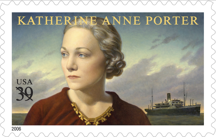 Katherine Anne Porter stamp