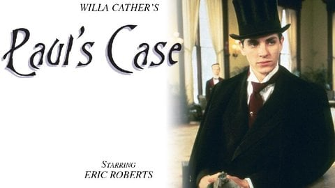 Paul's case film based on the short story by Willa Cather 1980