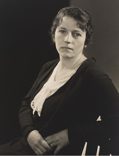 Pearl S.Buck by Edward Steichen, 1932