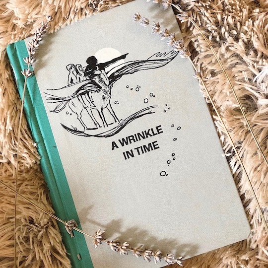 A Wrinkle in Time-Madeleine L'Engle copy