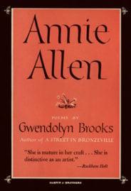 Annie Allen by Gwendolyn Brooks