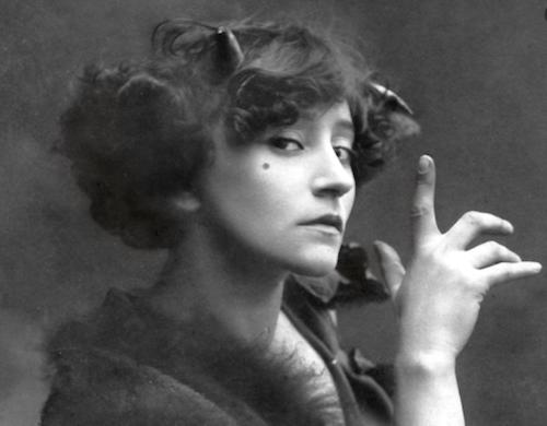 Colette, around 1906