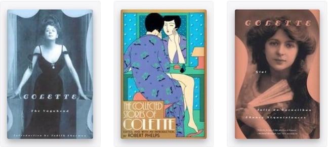 Colette books
