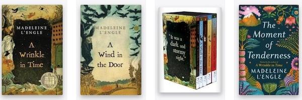 Madeleine L'Engle's books