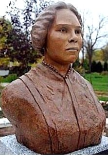Mary Ann Shadd Cary Statue at BME Freedom Park, Delaware