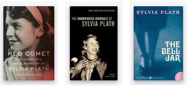 Sylvia Plath on Bookshop