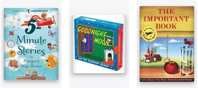 margaret wise brown books