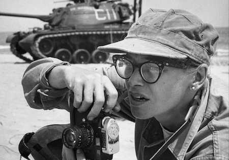 Dickey Chapelle, war correspondent