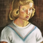 13 Artists' Portraits of Sylvia Plath (Including Her Own)