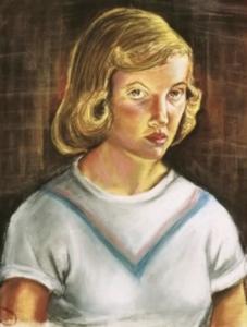 Self-Portrait by Sylvia Plath
