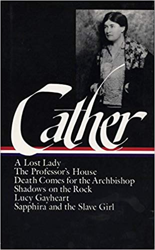 Willa Cathert Later Novels