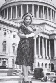 Alice dunnigan, african-american journalist