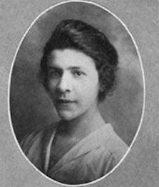 Esther Popel 1920
