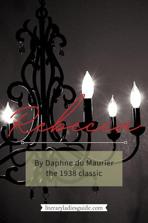 Rebecca by Daphne du Maurier pin