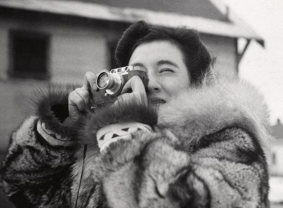 Ruth Gruber photojournalist