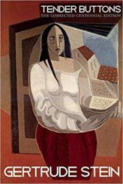 Tender Buttons by Gertrude Stein - the centennial edition
