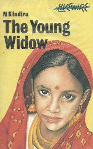 The Young Widow by M.K. Indira