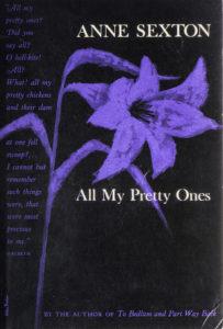 All My Prettty Ones by Anne Sexton
