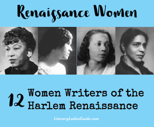 Women writers of the Harlem Renaissance