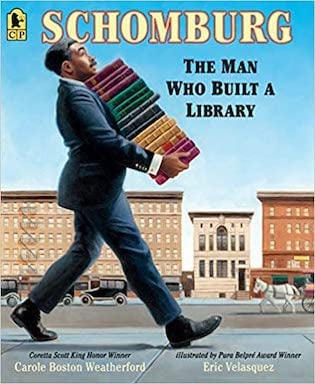 Schomburg - the Man Who Built a Library