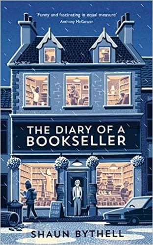 The Diary of a Bookseller by Shaun Bythell