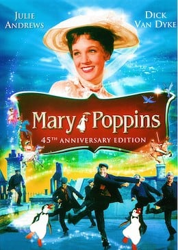 mary poppins 1964 film