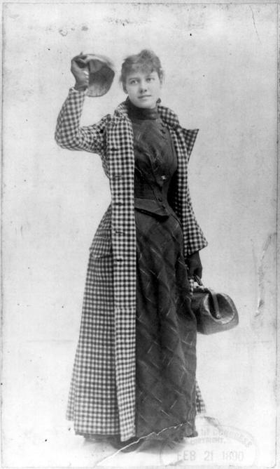 Nellie Bly 1890