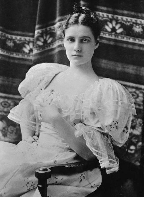 Nellie Bly young