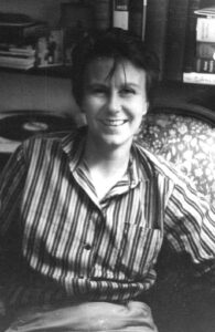 Harper Lee photo by Michael Brown, 1957