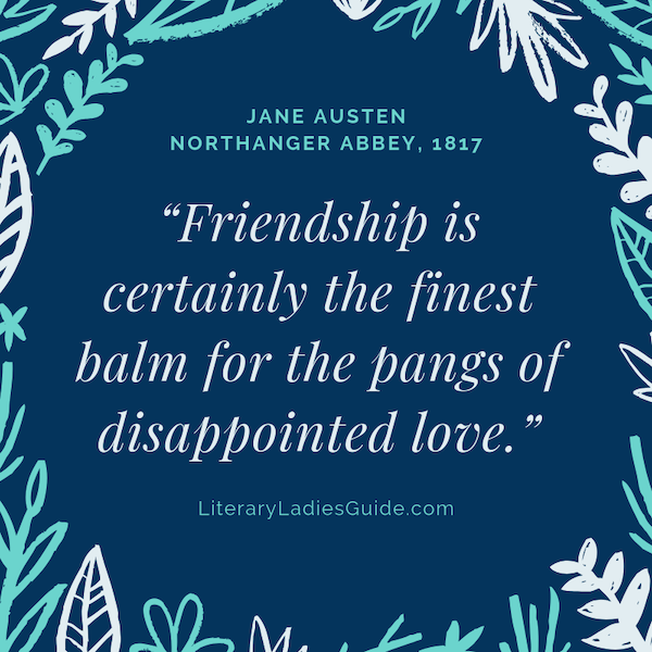 Quote from Northanger Abbey by Jane Austen