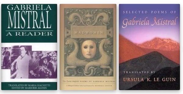Gabriela Mistral books