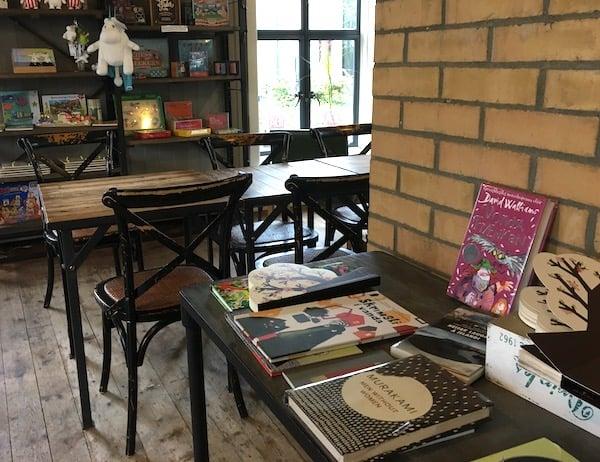 Ida Zimsen, REykjavik bookstore cafe