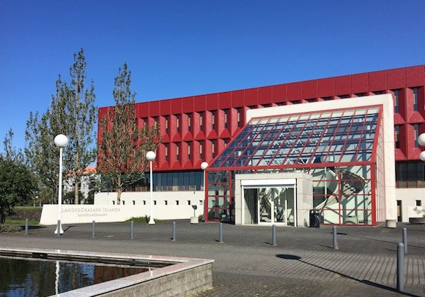 National and University Library of Iceland2
