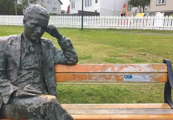 Reykjavik literary walking tour