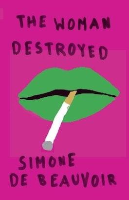 The Woman Destroyed by Simone de Beauvoir2