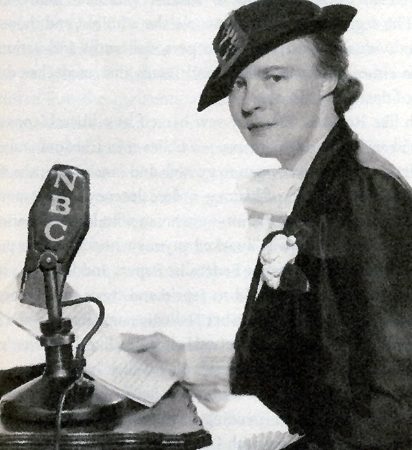 dorothy thompson, american journalist
