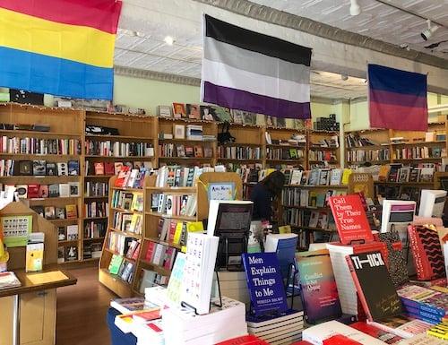 Bluestockings bookstore NYC