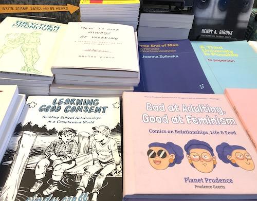 Bluestockings- lower east side NYC bookstore