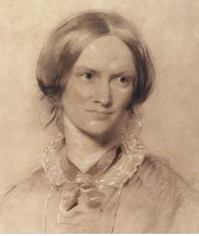 Charlotte Bronte portrait by George Richmond, 1850